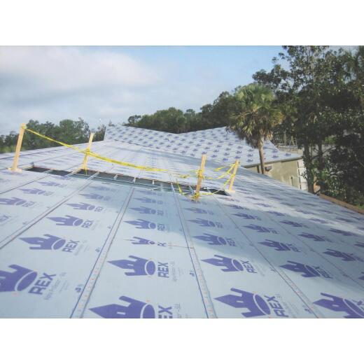 SynFelt 48 In. x 250 Ft. Gray Woven Synthetic Roof Felt